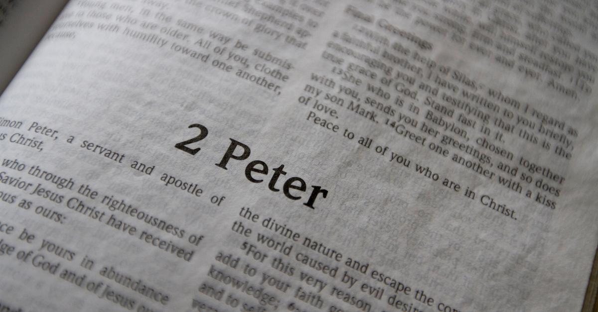 Book of 1 Peter